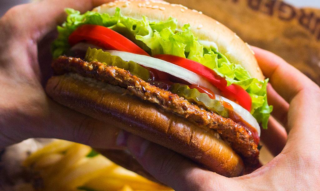 Burger Kingin valmistama hampurilainen, Yhdessä työhön -hanke